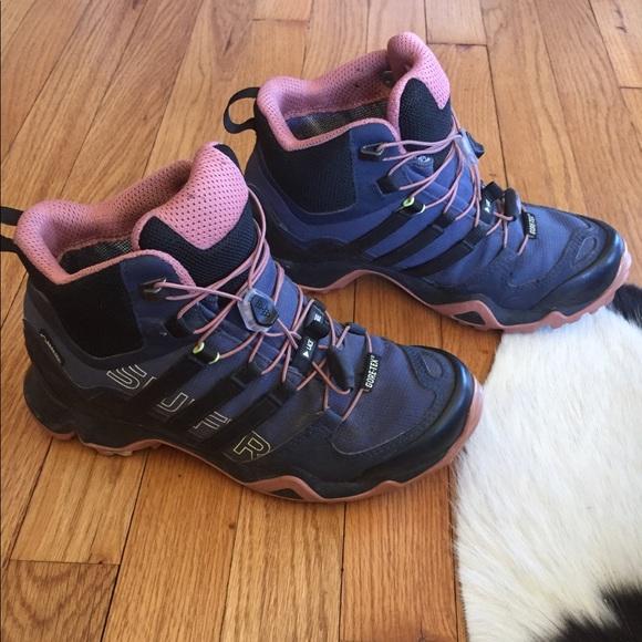 c18c0460807 Adidas Terrex Swift R Mid GTX Boots